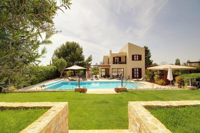 Aphrodite Hills Villa Holidays